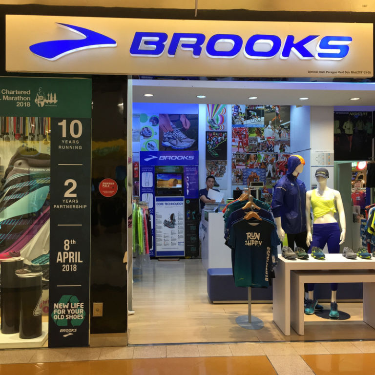 brooks shoes outlet store