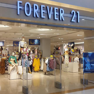 Forever 21 Shop View